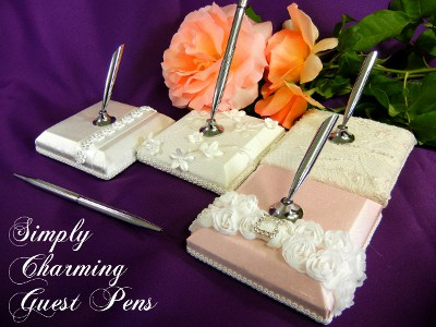Simply Charming Guest Pens